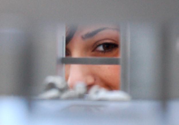 Sneaky eye