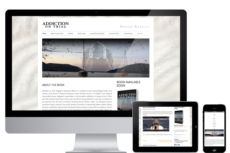 Tiny Framework free responsive, accessible WordPress theme