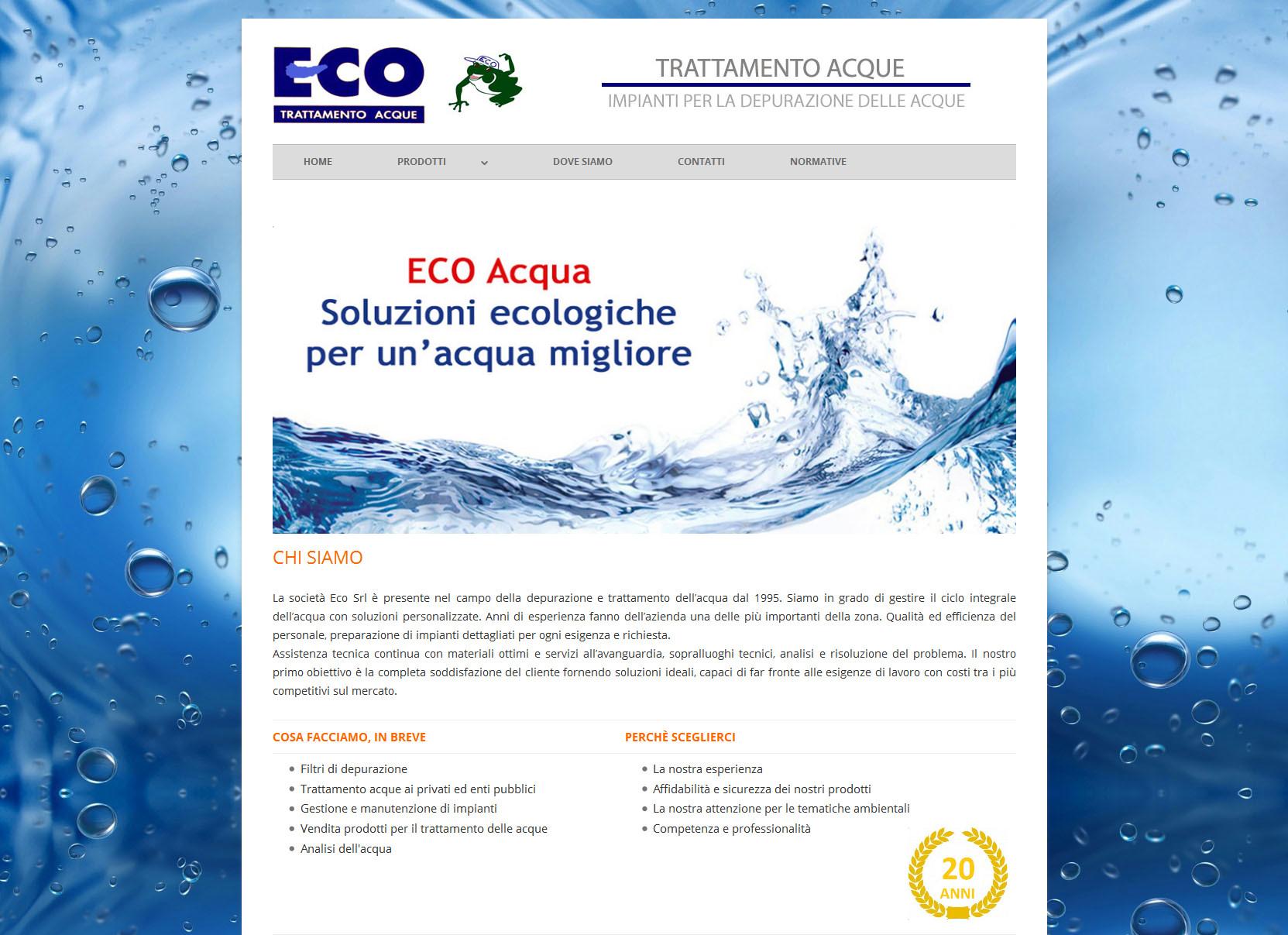ecoacqua.it by Arnetweb.it