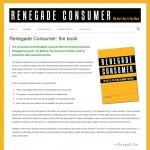 renegadeconsumer.com - 2